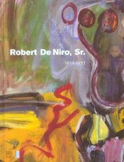Robert De Niro Sr 1922-1993 - Intérieur - Format classique