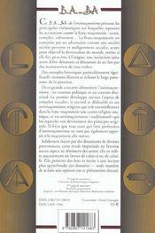 L'antimaçonnisme - 4ème de couverture - Format classique