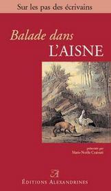 Balade dans l'Aisne - Intérieur - Format classique