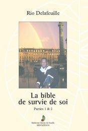 De la la bible de soi t.1 - Intérieur - Format classique