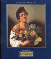 Les Maitres De L'Art Italien ; Caravaggio - Intérieur - Format classique