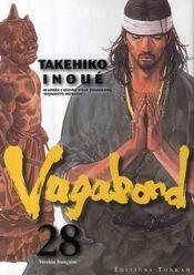 Vagabond t.28 - Couverture - Format classique