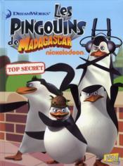 Les pingouins de Madagascar t.2 - Couverture - Format classique