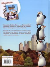 Les pingouins de Madagascar t.2 - 4ème de couverture - Format classique