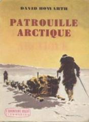 Patrouille arctique - Couverture - Format classique