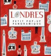 Petit pop-up panoramique t.3 ; Londres - Couverture - Format classique