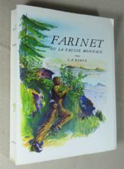 Farinet ou la fausse monnaie. - Couverture - Format classique