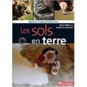 Les sols en terre ; manuel d'auto-construction - Couverture - Format classique