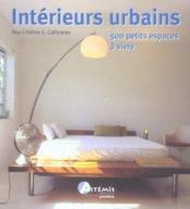 Interieurs Urbains - Couverture - Format classique
