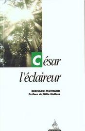 Cesar L'Eclaireur - Intérieur - Format classique