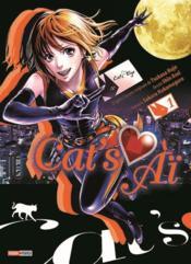 Cat's Aï t.1 - Couverture - Format classique