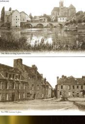 Au Coeur Des Villages De France - L'Akbum Des Plus Beaux Villages D'Autrefois - Couverture - Format classique