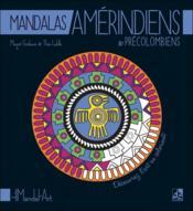 Mandalas amérindiens & précolombiens - Couverture - Format classique