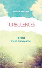 Turbulences - Couverture - Format classique