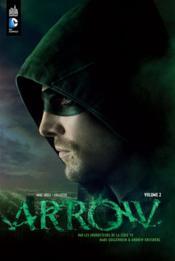 Arrow, la série TV t.2 - Couverture - Format classique