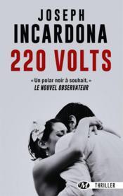 220 volts - Couverture - Format classique