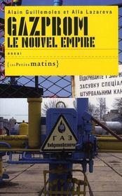 Gazprom, le nouvel empire - Intérieur - Format classique