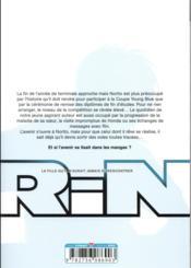 Rin T.9 - 4ème de couverture - Format classique