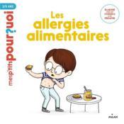 Les allergies alimentaires - Couverture - Format classique