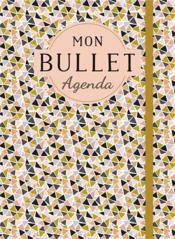 Mon bullet agenda (triangles) - Couverture - Format classique
