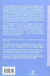 Dictionnaire de l'ancien regime - Couverture - Format classique