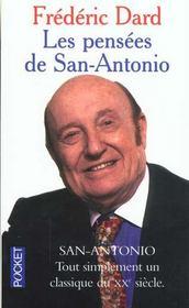 Les Pensees De San-Antonio - Intérieur - Format classique