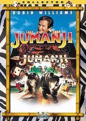 Jumanji - Couverture - Format classique