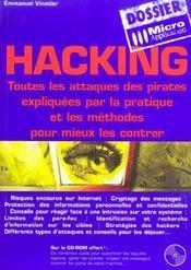 Hacking - Intérieur - Format classique