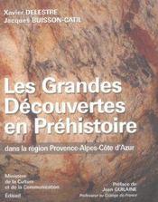 Grandes decouvertes en prehistoire les - Intérieur - Format classique