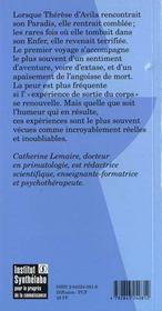 Reves Eveilles - 4ème de couverture - Format classique