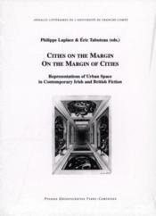 Cities on the margin - Couverture - Format classique