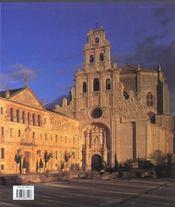 Monasteres Espagnols - 4ème de couverture - Format classique
