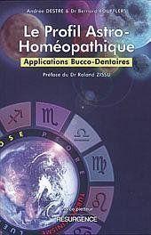 Profil Astro-Homeopathique - Couverture - Format classique