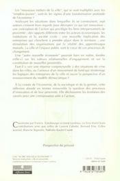 Une Autre Nouvelle Economie ; Services Mutualises ; Ville Et Proximites - 4ème de couverture - Format classique