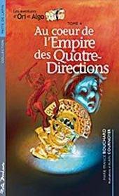 Au coeur de l'empire des quatre-directions - Intérieur - Format classique