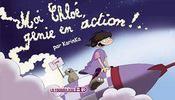 Chloé t.2 ; moi, Chloé, génie en action !.. - Couverture - Format classique
