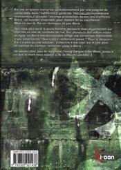 Over bleed t.1 - 4ème de couverture - Format classique