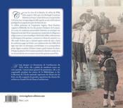 La vie balnéaire en baie de Somme ; le Crotoy au temps de Guerlain, Jules Verne, Colette et Toulouse-Lautrec - 4ème de couverture - Format classique