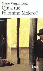 Qui a tué Palomino Molero ? - Intérieur - Format classique