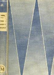 Trois Chambres A Manhattan. Le Livre De Demain. - Couverture - Format classique