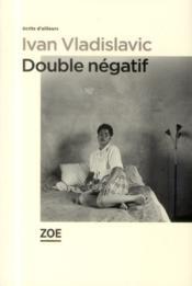 Double négatif - Couverture - Format classique