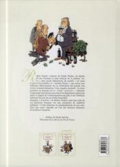 La trilogie bordelaise T.1 ; Robert Parker, les sept péchés capiteux - 4ème de couverture - Format classique