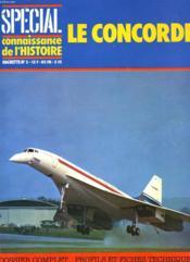 Le Concorde - Couverture - Format classique