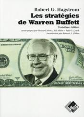 Les strategies de Warren Buffett (3e édition) - Couverture - Format classique