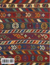 Tribal rugs ; treasures of the black tent - 4ème de couverture - Format classique