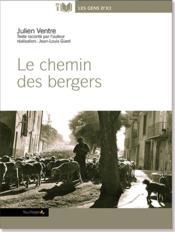 Paroles d'un berger de Provence - Couverture - Format classique