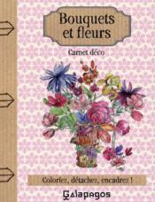 Bouquets et fleurs - Couverture - Format classique