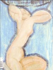 Amedeo Modigliani, une rétrospective - 4ème de couverture - Format classique