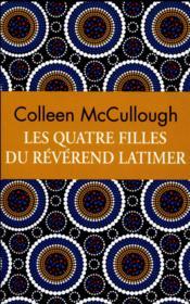 Les quatre filles du révérend Latimer - Couverture - Format classique