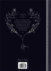 Trois contes de fantômes - 4ème de couverture - Format classique